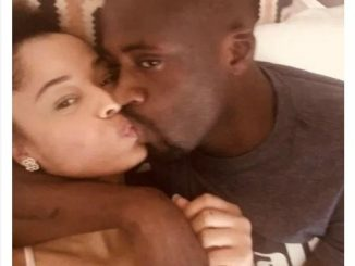 Photo of married footballer Yaya Toure locking lips with R&B singer Tanika Bailey surfaces