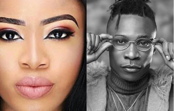 """Nina dumped Collins because she is going """"way up"""" and needs to """"Concentrate"""" - BBNaija official song act, 1dabanton"""