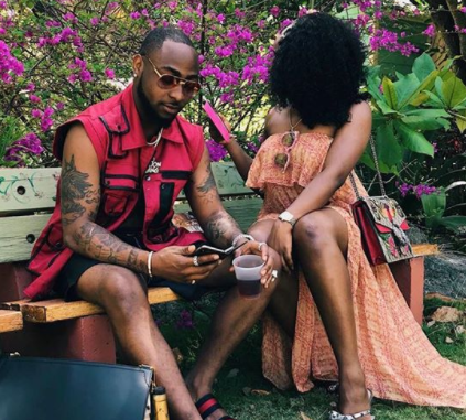 'You want to be treated like Chioma but you don't have Chioma's value' - Nigerians react to Davido's show of love