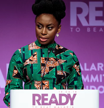 "Chimamanda speaks on her fight against sexism, racism, and #MeToo movement, says ""I feel lonely in my fight against sexism"
