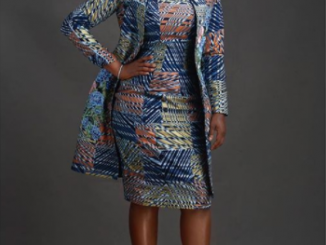 Stephanie Okereke Linus wows in African print (photos)