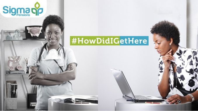 Sigma pensions launches a Workers' Day Campaign tagged #howdidigethere