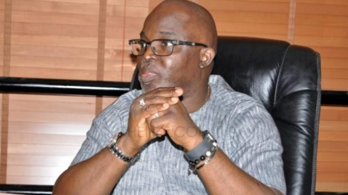 Pinnick, Giwa Back In Court Over NFF Presidency