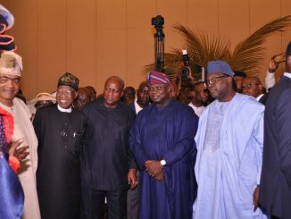 SPECIAL MESSAGE DELIVERED BY HIS EXCELLENCY, MR. AKINWUNMI AMBODE, GOV. OF LAGOS STATE AT THE OPENING CEREMONY OF THE 2018 LAGOS TOURISM SUMMIT