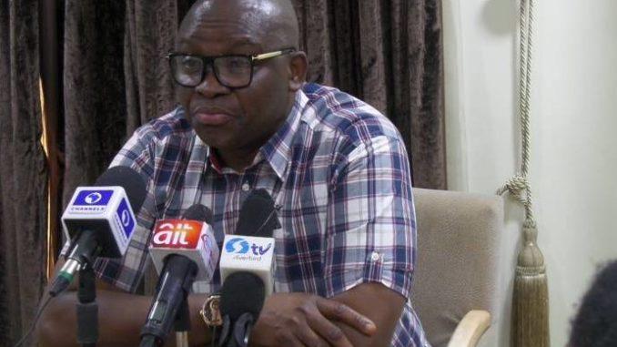 How Gov. FAYOSE Plans To Make His Deputy Take Over
