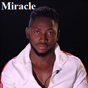 #BBNaija: Celebrities React To 'Miracle Win' 1h