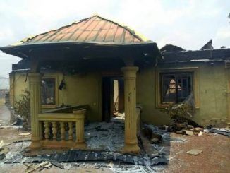 Army Burn Down Houses, Destroy Properties In Benue [Photos]