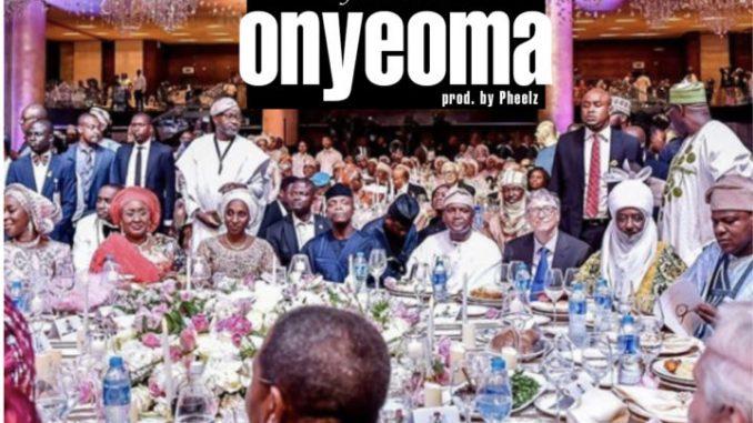 #Nigeria: Music: Phyno X Olamide – Onyeoma (Prod By Pheelz)