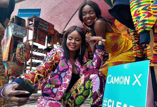 The clear selfie tour: Amazing sights of Nigerian cities captured through the lens of the Tecno Camon X