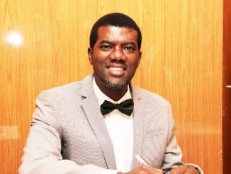"You will hear from ""Lazy Nigerian youths"" in 2019, Omokri tells Buhari"