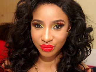 Tonto Dikeh Named NAPTIP Ambassador [Photos]