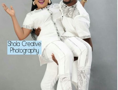 "Three Years After ""Leaving"" Toyin Abraham, Nollywood's Adeniyi Johnson To Wed Again"