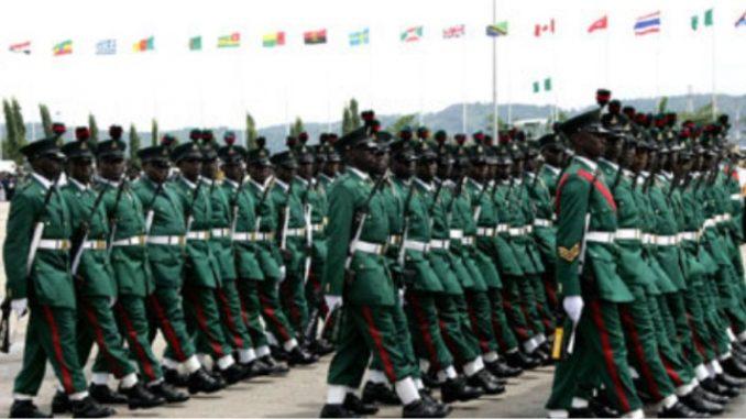 Army Denies Recruiting Rumours