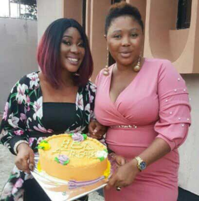 I Share My Husband With Another Woman For The Sake Of Love --Actress Atinuke Ogbungbe