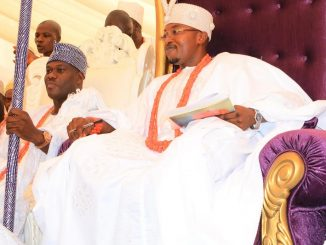 How The OONI & OLUWO Ended Their 2yrs Rift