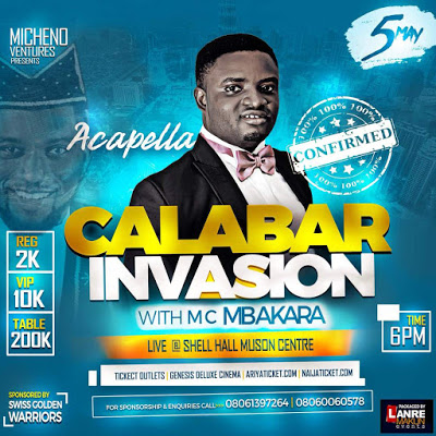 Calabar Invasion with MC Mbakara