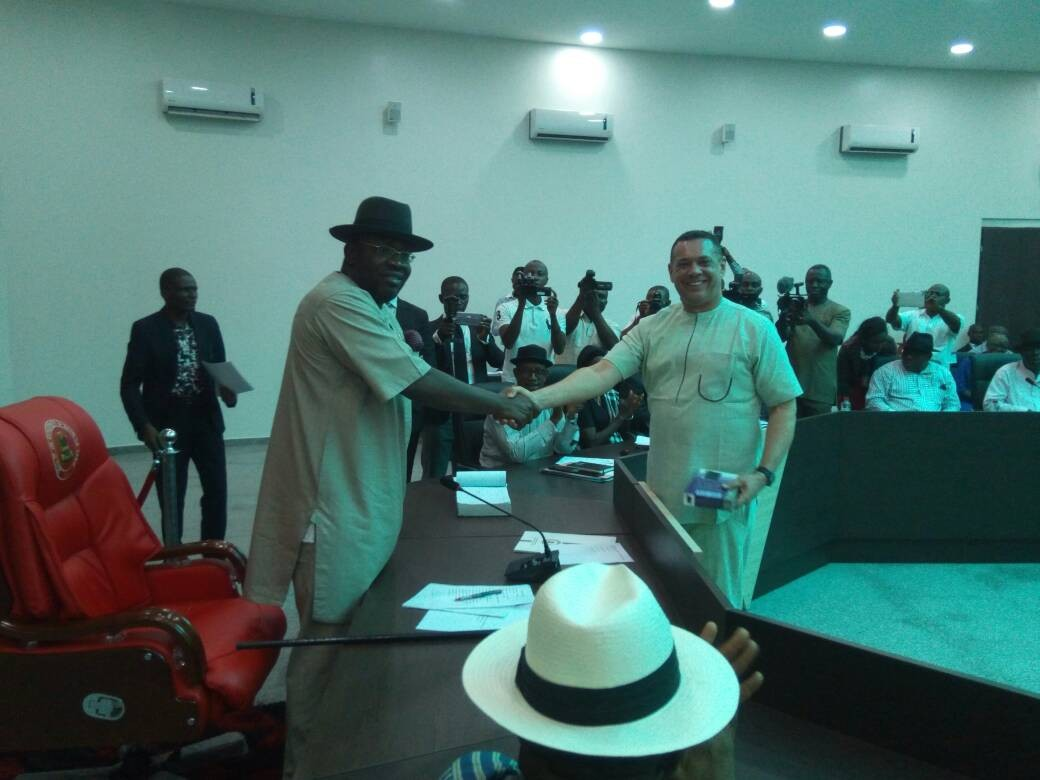 Guy Murray Bruce appointed Special Adviser to Bayelsa state governor, Seriake Dickson