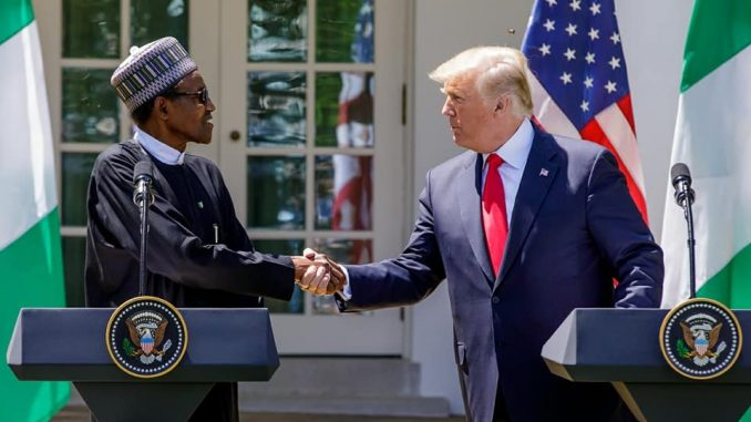 Here's the full speech of President Buhari during his White House Meeting with President Trump