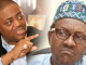 'If the opposition does not roll out its best guns, and stop playing childish games, Buhari will be back for another four years' - FFK