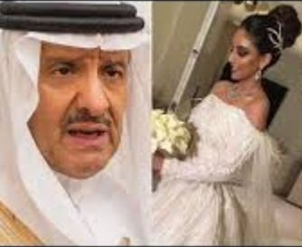 68-year-old Saudi Prince reportedly marries 25-year-old woman after paying bride price of 50 million Dollars