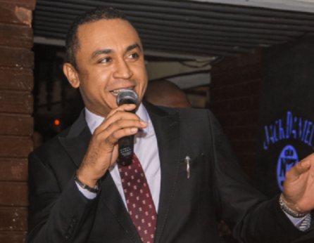 'God does not work on the principle of luck' - Daddy Freeze writes on Super Eagles chances at Russia 2018 World Cup