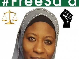 Borno PDP Governorship aspirant appeals for the release of his wife, says she lost her pregnancy in police custody