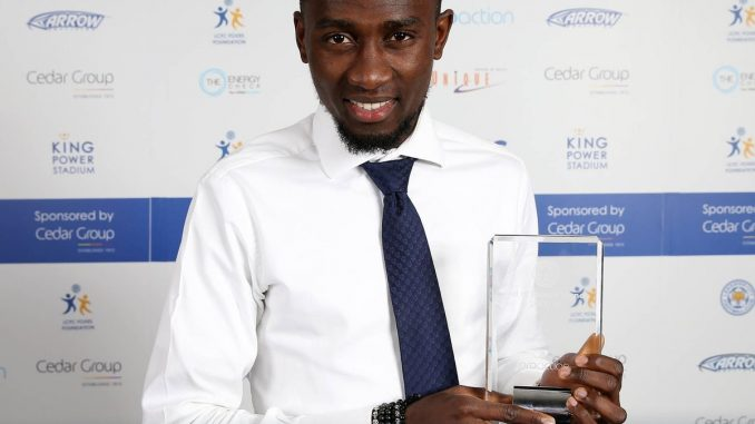 Nigeria's Wilfred Ndidi, 21, wins Leicester City Young Player Award