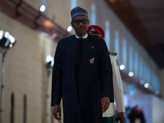 President Buhari currently in the UK, presidency says 'It's a technical stopover'