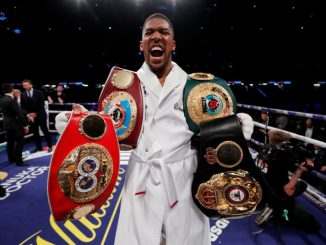 Anthony Joshua Set To Face Wilder, 2 Others