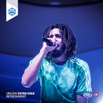 Castle Lite Unlocks Concert with J Cole- Night of fun, glitz and glamour