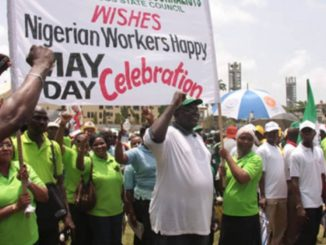 APC Felicitates With Nigerians On Worker's Day