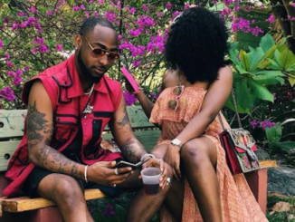 Davido Buys Girlfriend, Chioma A Porsche [SEE]