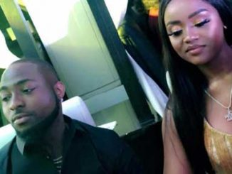 Davido Slap 100million Price Tag On Girlfriend, Chioma