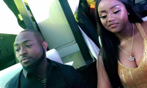 Davido Slap 100million Price Tag On Girlfriend, Chioma