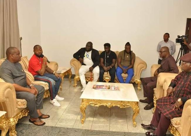 wike-davido-others