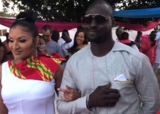 Damilola Adegbite and Chris Atoh