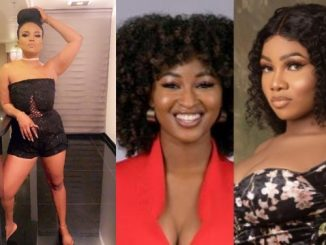 #BBNaija: Blossom Chukwujekwu's wife, Maureen slams KimOprah over Tacha having body odour claim