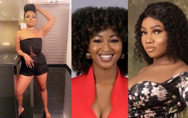 #BBNaija: Blossom Chukwujekwu's wife, Maureen slams KimOprah over Tacha having body odour claim