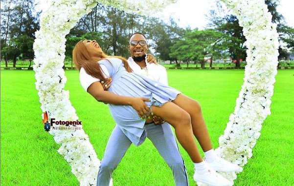 Actor Junior Pope shares a lovely story of how he met his wife on Facebook as they celebrate 5th wedding anniversary (Photos)