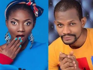"Nollywood Actor Uche Maduawgu ""Lashed"" Simi Over Chris Oyakhilome's Message On Women"