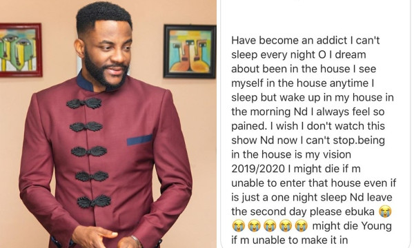 Ebuka shares hilarious messages he received from 'mother and daughter'