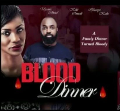 Blood Dinner, a family dinner turned bloody, now showing on LITV (video)