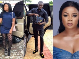Actress Bimbo Ademoye allegedly dating Ghanaian billionaire Nana Kwame Wiafe (photos/video)