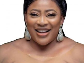 Pretty Actress, AYO ADESANYA Celebrates 50th Birthday