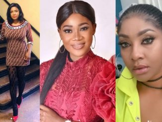 Actress Sonia Ogiri shares bitter experience with Mercy Johnson, Angela Okorie also accuses her of fighting her spiritually and physically (video)