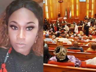 Uche Jombo queries Nigerian senators on receiving N1.2m as hardship allowance