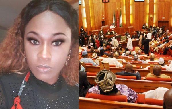 Uche Jombo queries Nigerian senators on receiving N1.2m as hardship allowance