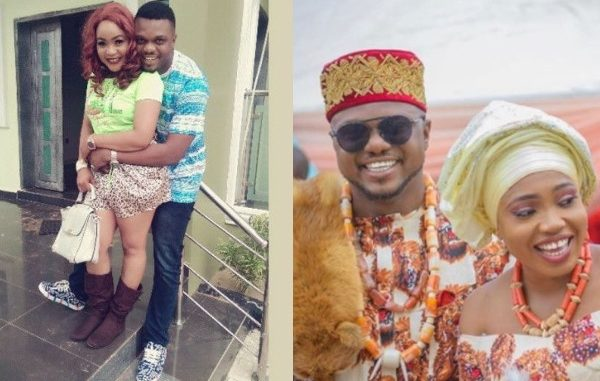 May your curses be my portion if I had anything to with Ken Erics sexually - Rachael Okonkwo denies being responsible for actor's marriage crash