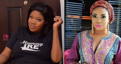 WAR ZONE: Toyin Abraham Threatens To Sue Fellow Nollywood Star, Liz Anjorin [SEE WHY]