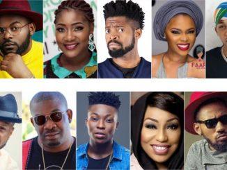 20 Most Followed Showbiz Stars On INSTAGRAM